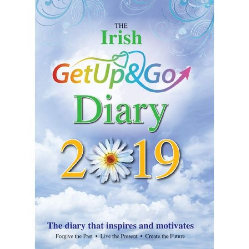 The Irish Get Up And Go Diary 2019 Case Bound Edition